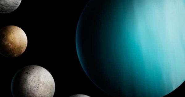 Những sự thật thú vị về sao Thiên Vương - hành tinh thứ bảy trong Hệ Mặt trời