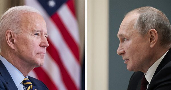"""Thượng đỉnh Putin-Biden: """"Thêm gia vị"""" thân tình hay """"dằn mặt"""" chuyện Ukraine?"""