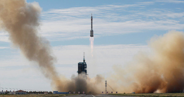 Trung Quốc đột phá: Phóng thành công Thần Châu 12 đưa 3 phi hành gia lên xây dựng trạm Thiên Cung