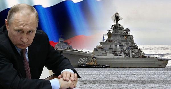 JF: Nước Nga của ông Putin đang đối mặt thảm họa về tàu, nhờ cả Thổ Nhĩ Kỳ cũng khó lòng vớt vát