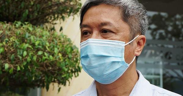 Thứ trưởng Nguyễn Trường Sơn: 2 tuần tới là cơ hội để TP HCM kiểm soát dịch thành công. Nếu không tận dụng, cơ hội sẽ qua!
