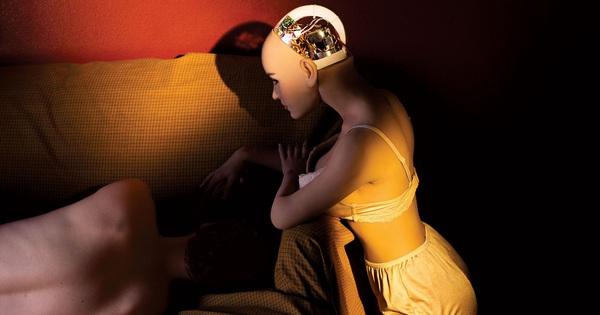 Đột phá công nghệ búp bê tình dục: Chiều lòng chủ nhân như người thật, thậm chí còn hơn thế nữa! - mega 645