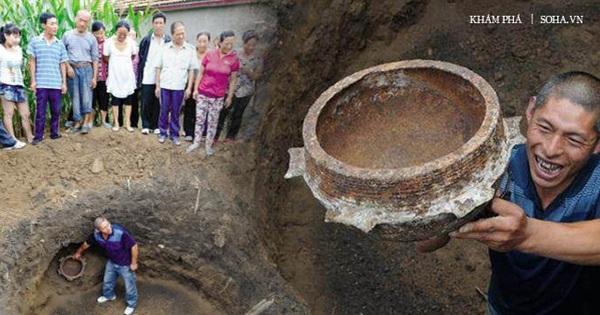 Chàng trai số đỏ tìm thấy bộ 3 bảo vật khi đào hầm biogas: Giao nộp miễn phí cho nhà nước!