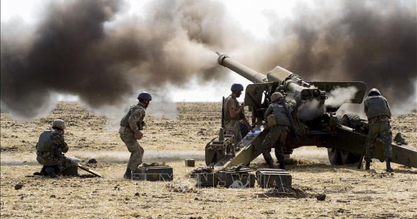 Ukraine tập trận chống khủng bố quy mô lớn - mega 645