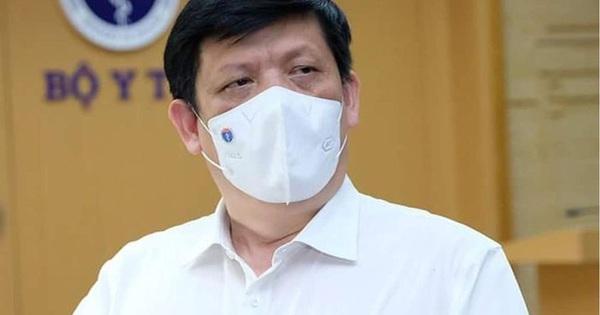 Bộ trưởng Bộ Y tế: Việt Nam đặt mục tiêu cuối năm 2021 - đầu năm 2022 đạt miễn dịch cộng đồng - mega 645