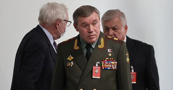 Đại tướng Nga
