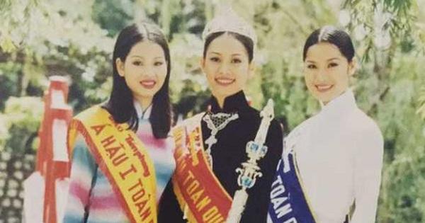 Top 3 HHVN 1998: Hoa hậu Ngọc Khánh an nhàn làm nông, Á hậu Thuý Hà đông con nhất showbiz