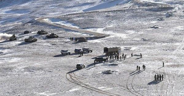 Nguy cơ đụng độ ở biên giới Trung - Ấn vẫn hiện diện - kết quả vietlott 09022020