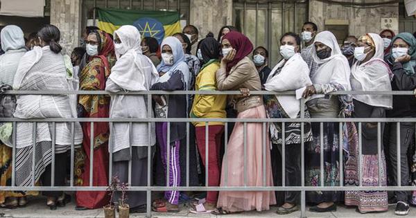 Không kích trúng khu chợ đông đúc khiến hàng chục người thiệt mạng tại Ethiopia