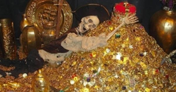 Bật mí kho báu đầy vàng của cướp biển: Trăm người điên cuồng săn lùng suốt 200 năm