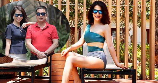 Bạn gái kém NSƯT Chí Trung gần 20 tuổi khoe ảnh bikini gợi cảm