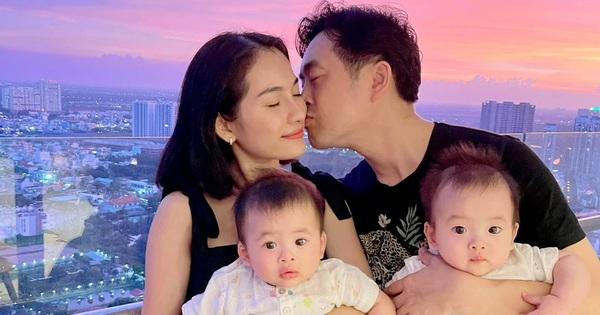 Vợ Dương Khắc Linh: Con thứ 2 dây rốn quấn hai vòng quanh cổ nên phải đi thở oxy