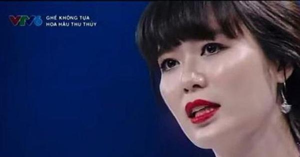 Hoa hậu Thu Thủy và câu chuyện xúc động về một đám tang không nước mắt