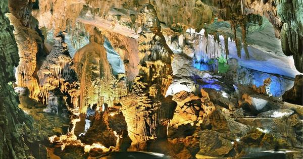 Ngắm hang động đẹp nhất thế giới ngay ở Việt Nam