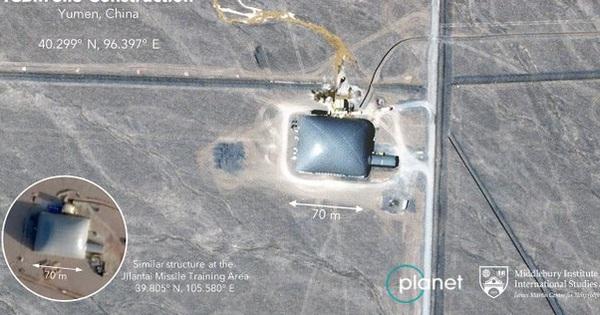 Tiết lộ chấn động: Trung Quốc đang xây dựng hơn 100 hầm phóng tên lửa đạn đạo liên lục địa