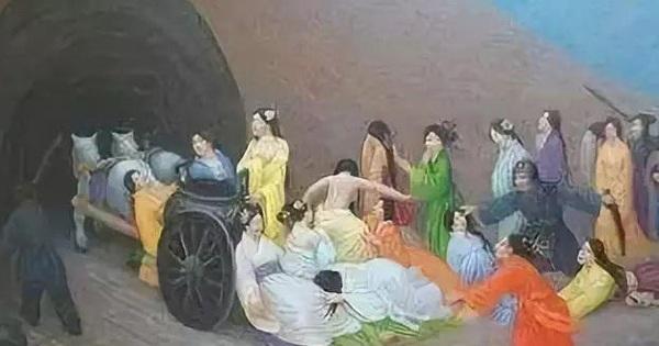 Bí mật về 'người tùy táng' cùng trong các lăng mộ cổ hàng ngàn năm khiến thế giới 'nín thở'