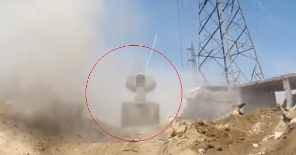 """Quân đội Syria dùng """"vũ khí lạ"""" để nhanh chóng loại bỏ chiến binh thánh chiến"""