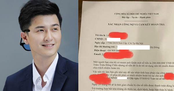Huỳnh Anh bị tố vay 200 triệu