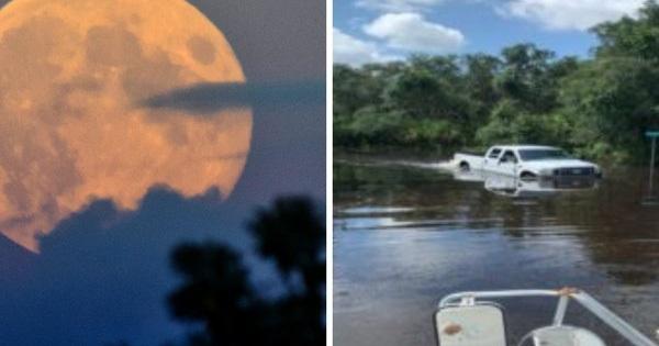 NASA dự đoán quỹ đạo Mặt Trăng ''chao đảo'' gây thiên tai liên miên