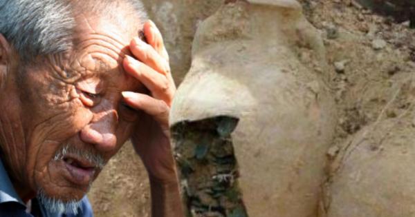 Lão nông đào được đôi bình cổ, sung sướng tưởng mình đã giàu to: Kết luận của chuyên gia khiến ông tái mặt!