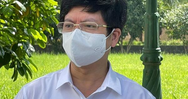 PCT Cục Quản lý Khám: Không thiếu máy thở, bình oxy cho người bệnh, người dân tuyệt đối không mua tích trữ