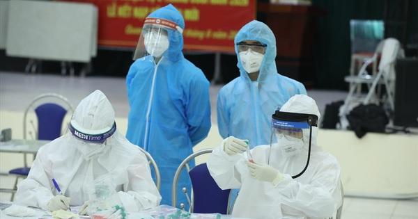 NÓNG: Hà Nội phát hiện thêm 19 ca dương tính SARS-CoV-2, trong đó 3 ca thuộc 'ổ dịch' nhà thuốc Đức Tâm