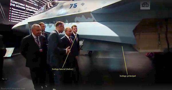 NÓNG: Đích thân Tổng thống Putin ngắm tiêm kích bí ẩn ở MAKS 2021 - Những hình ảnh cận cảnh đầu tiên
