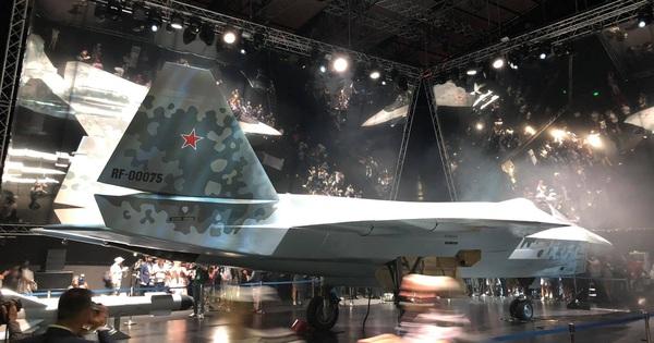 Tiêm kích Su-75 rực sáng ở MAKS 2021: Tập đoàn Rostec Nga làm được điều chưa từng có
