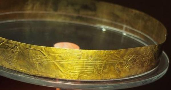 Câu chuyện ly kỳ về cực phẩm quốc bảo bằng vàng bị vứt lề đường 30 ngày chẳng ai thèm ngó