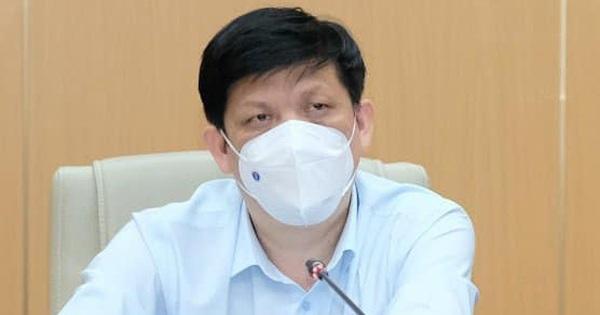 Bộ trưởng Bộ Y tế Nguyễn Thanh Long: Không để hệ thống y tế quá tải