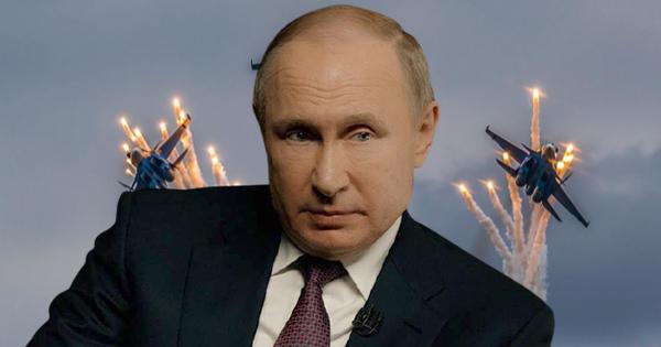 Ông Putin gây choáng bằng 3 cú nổ siêu cấp, khối kẻ đêm nay