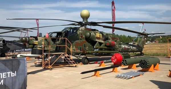 Từ Moscow, TGĐ Công ty Trực thăng Nga khẳng định: Thị trường Việt Nam đầy hứa hẹn, cả quân sự và dân sự