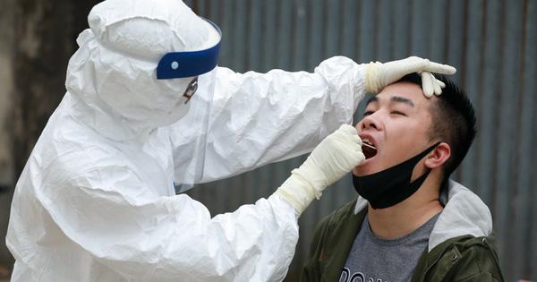 Sáng 23/7, Hà Nội phát hiện 21 ca dương tính SARS-CoV-2