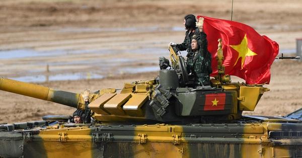 Tank Biathlon 2021: Đội xe tăng Việt Nam từ đội