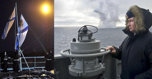 Ông Putin ra sắc lệnh quan trọng về thứ mà thủy thủ Nga phải