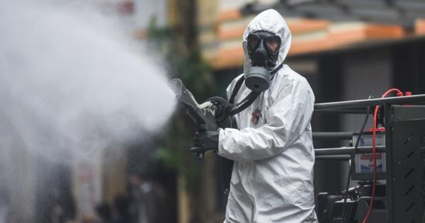 Chuyên gia môi trường: Bài học của Vũ Hán, Ấn Độ và bằng chứng phun khử khuẩn ngoài trời vô tác dụng, gây hại