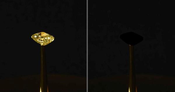 Mổ xẻ viên kim cương 'hắc ám': Thứ đen nhất thế giới