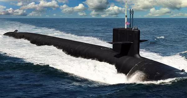Mỹ đổ tiền phát triển tàu ngầm hạt nhân