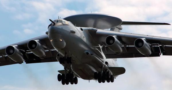 """Nga triển khai """"Radar bay"""" siêu hiện đại A-50U tới Bắc Cực"""