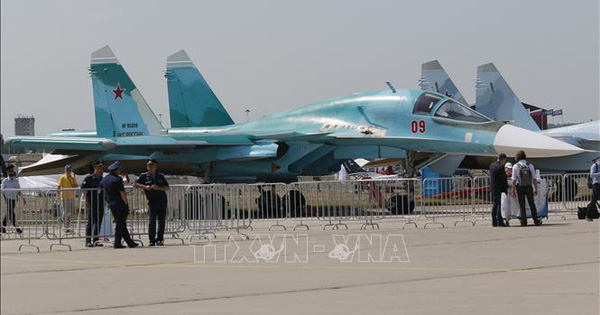 Nga giành được nhiều hợp đồng lớn tại Triển lãm hàng không và vũ trụ MAKS 2021