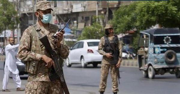 Pakistan triển khai quân đội tới biên giới Afghanistan