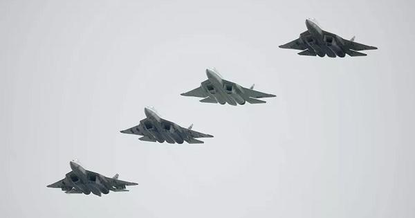 Nga phát triển chiến đấu cơ thế hệ thứ 5 mới bằng công nghệ tàng hình