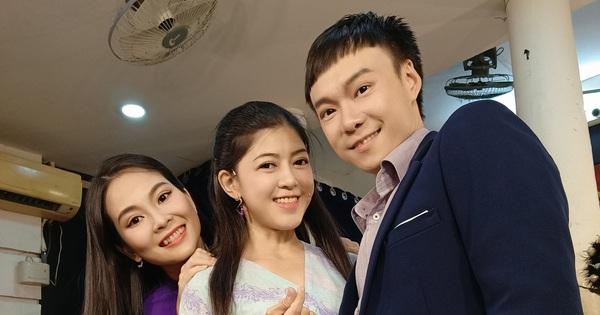 Diễn viên Hồng Trang diễn kịch online lấy tiền làm từ thiện: