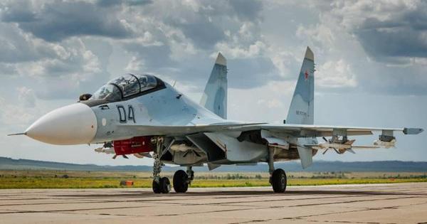 Đối phó NATO, Nga trang bị cho Hạm đội Baltic phiên bản tiêm kích đa năng mới Su-30SM2