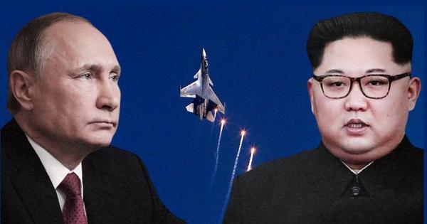 Cú sốc lớn: Nga bán Su-75 cho Triều Tiên,