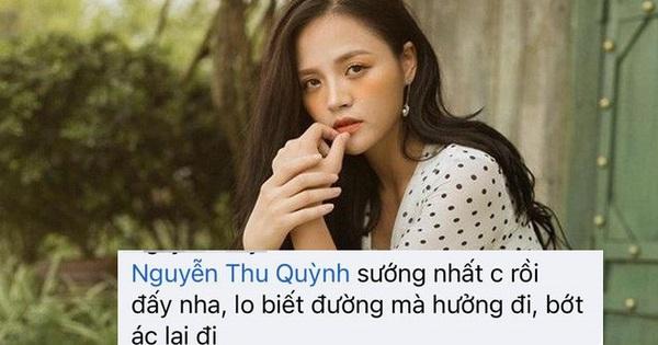 """Khán giả nhắn Thu Quỳnh """"Hương vị tình thân"""": Lo mà hưởng đi, bớt ác đi!"""