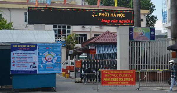 Giám đốc Bệnh viện Phổi Hà Nội: Nguy cơ lây nhiễm trong bệnh viện rất cao, gần như toàn bộ bệnh viện đã thành F1