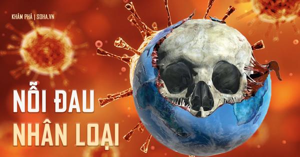 'Bản cáo trạng' về vận mệnh thế giới bị rò rỉ: Tàn khốc cho con người & biến dạng cho Trái Đất!