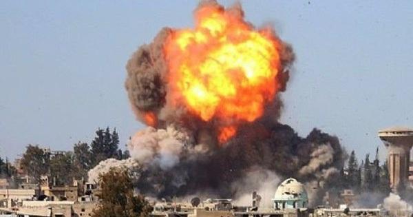 Vụ nổ bí ẩn ở Damascus, Nga đổ thêm khí tài, thiết lập lằn ranh đỏ