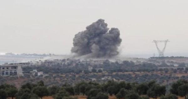 Tấn công sát đồn bốt Thổ Nhĩ Kỳ, Nga thổi bùng căng thẳng ở Syria?